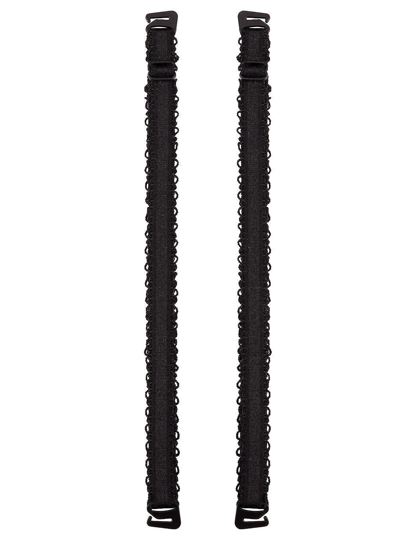 Julimex RB 117 Tirantes De Sujetador Adjustables - Hechas En UE, Blanco, UNI: Amazon.es: Ropa y accesorios