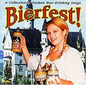 Beer Drinking Songs Cd