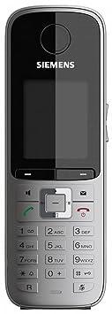 """Gigaset Siemens S4 - Móvil libre (pantalla de 1"""" 128 x 160, 16 MB de capacidad) color plateado"""