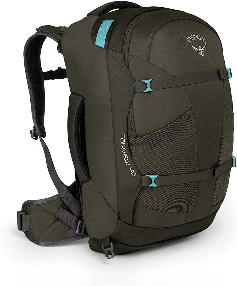 Osprey Fairview 40 - der Handgepäck Rucksack für Frauen