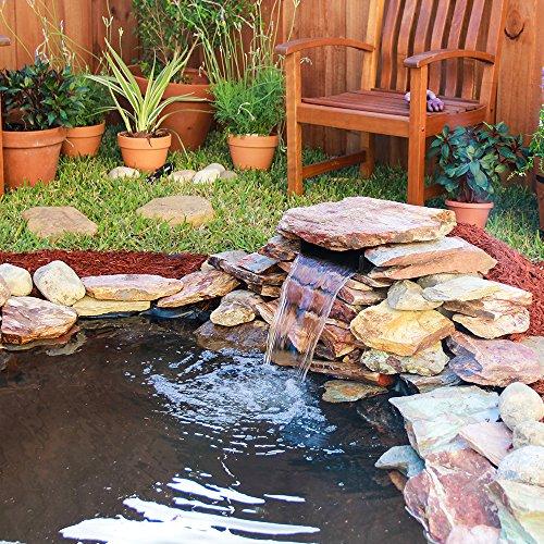 Totalpond 1200 gph waterfall pump buy online in uae for Aquagarden 1200 pond pump