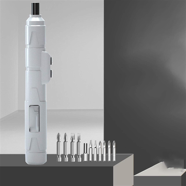 brushes Pen-Type Miniature Precision Electric Screwdriver Set ...