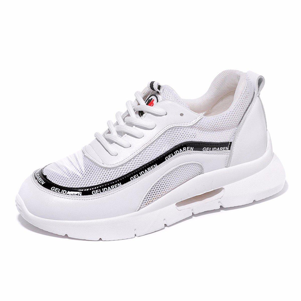 GTVERNH Damen damen Pumps HeelsMädchen Joggen Sommer Studenten Sportliche Schuhe Schuhe