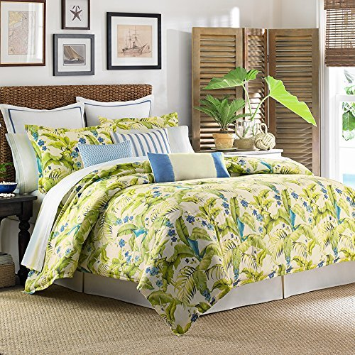 Tommy bahama bedding sets ease bedding with style queen comforter set tommy bahama blue palm gumiabroncs Gallery