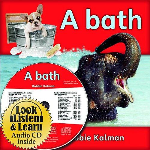 Download A Bath (My World: Bobbie Kalman's Leveled Readers, Level A) PDF