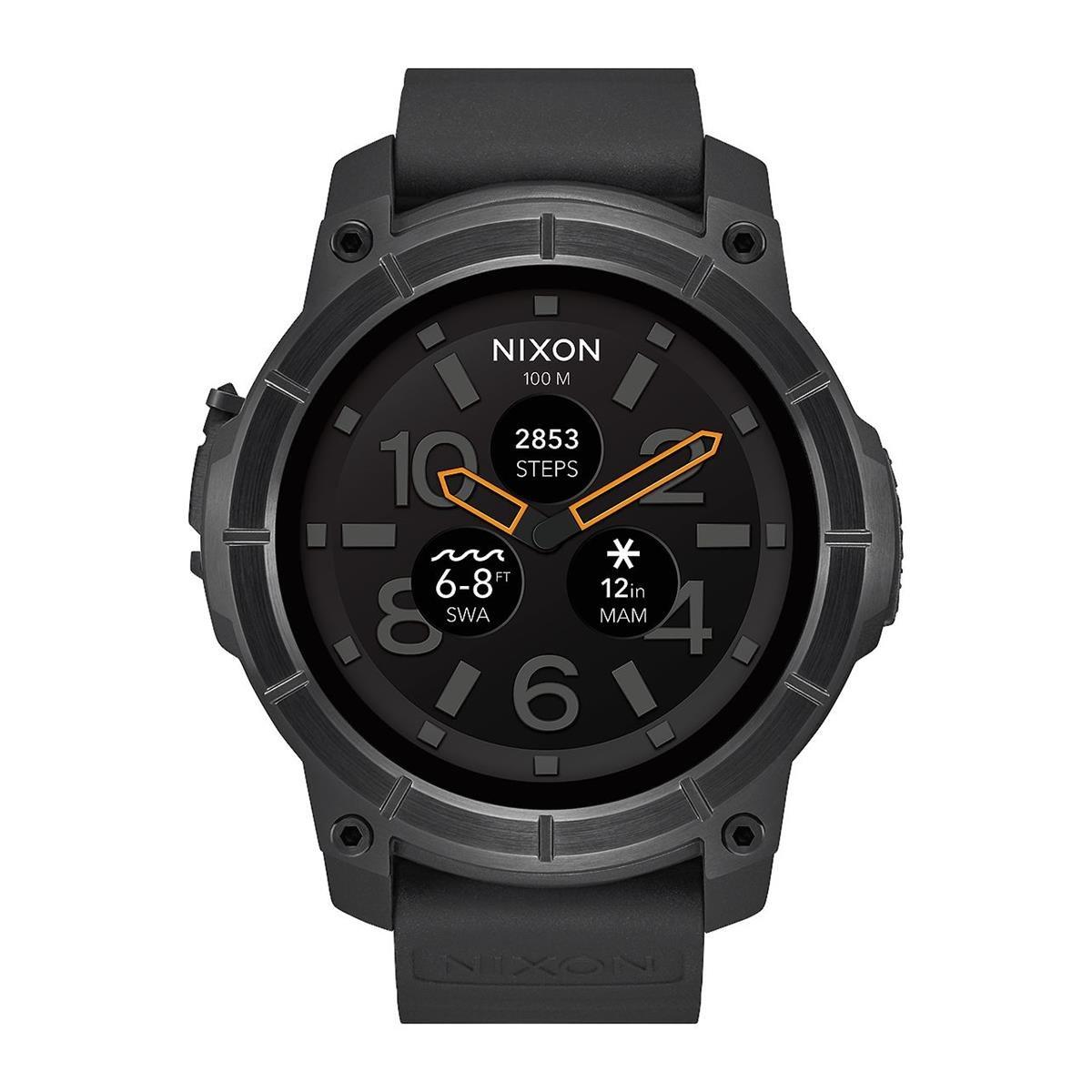 Nixon Hombre Deporte Smart Watch a1167