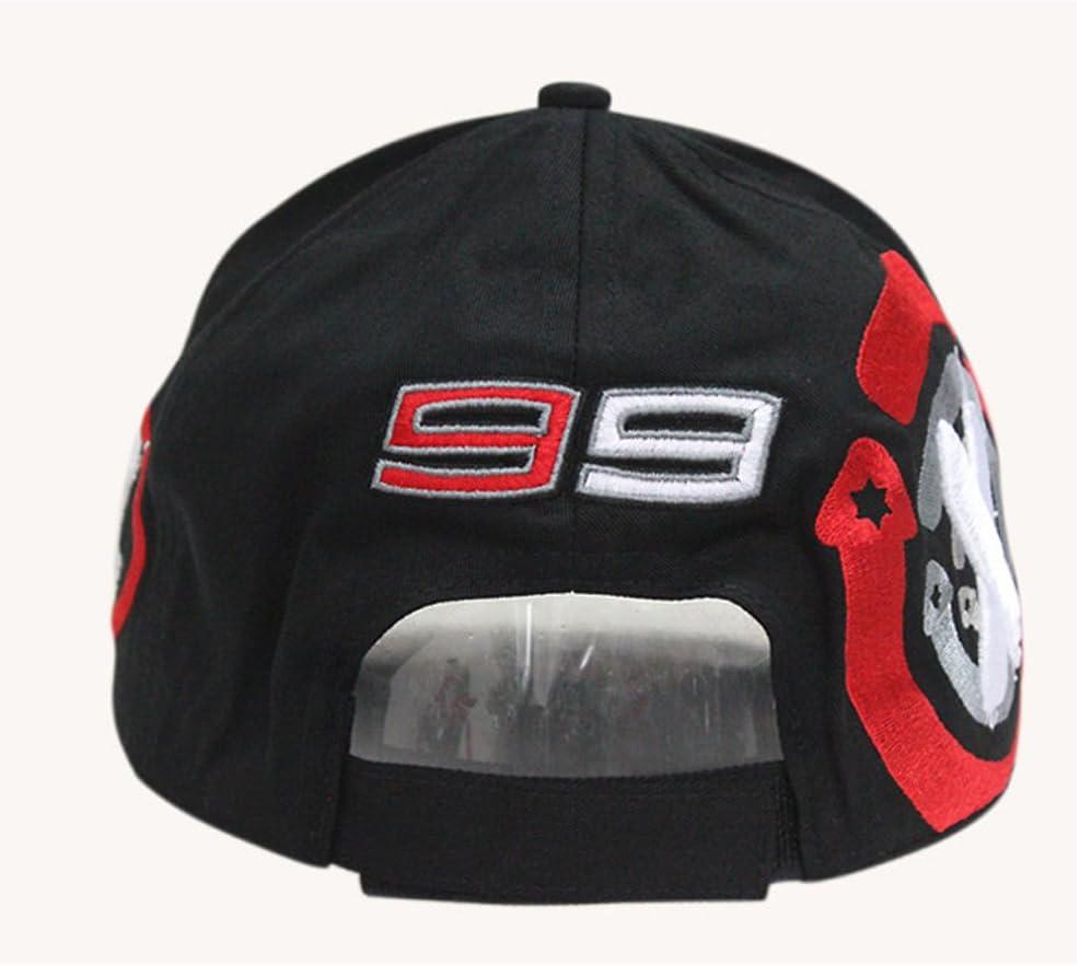 LOVEBLING Blinglove Neuf Jorge Lorenzo /Édition limit/ée 99/Moto GP Baseball Chapeau /à visi/ère Casquette