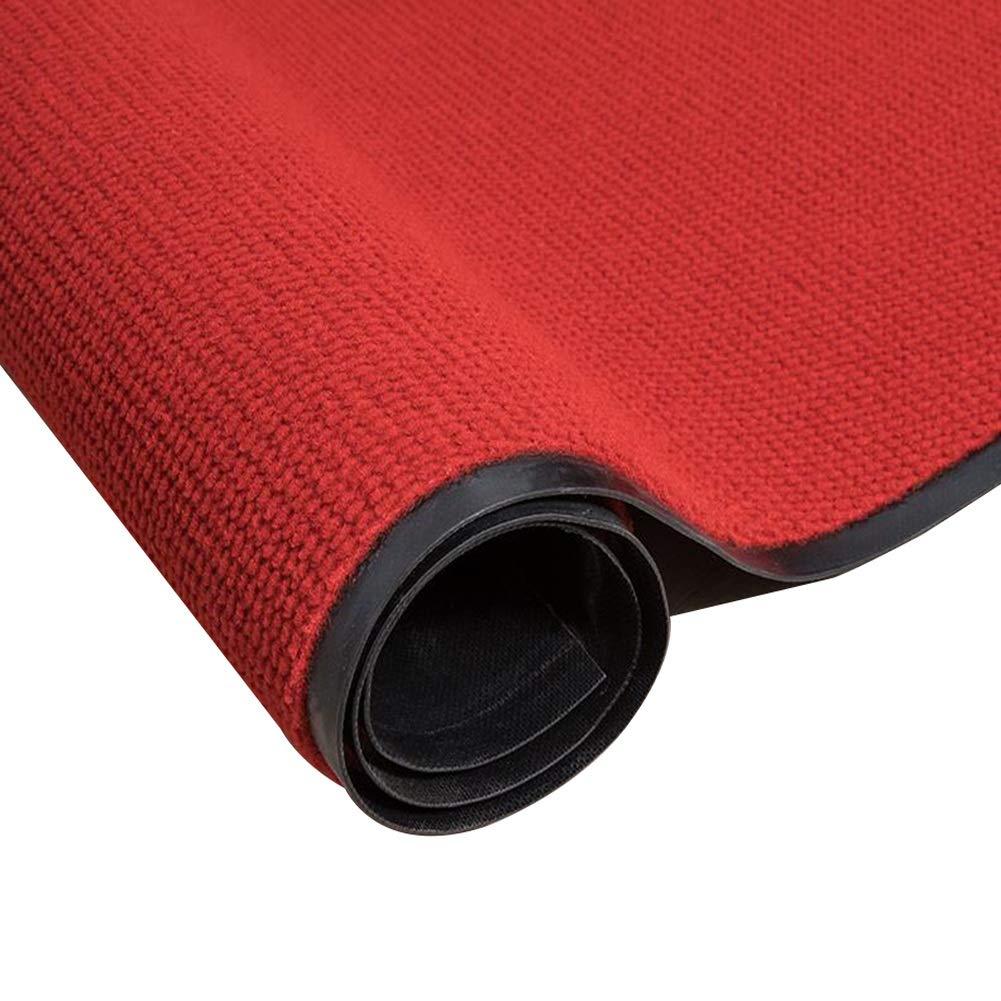 YANZHEN ランナー カーペッ廊下のカーペットの軟水の吸収の滑り止めの厚さ6mm繊維のブレンド3色、長さのカスタマイズ (色 : C, サイズ さいず : 1.2 x 4m) 1.2 x 4m C B07PS8JZM2