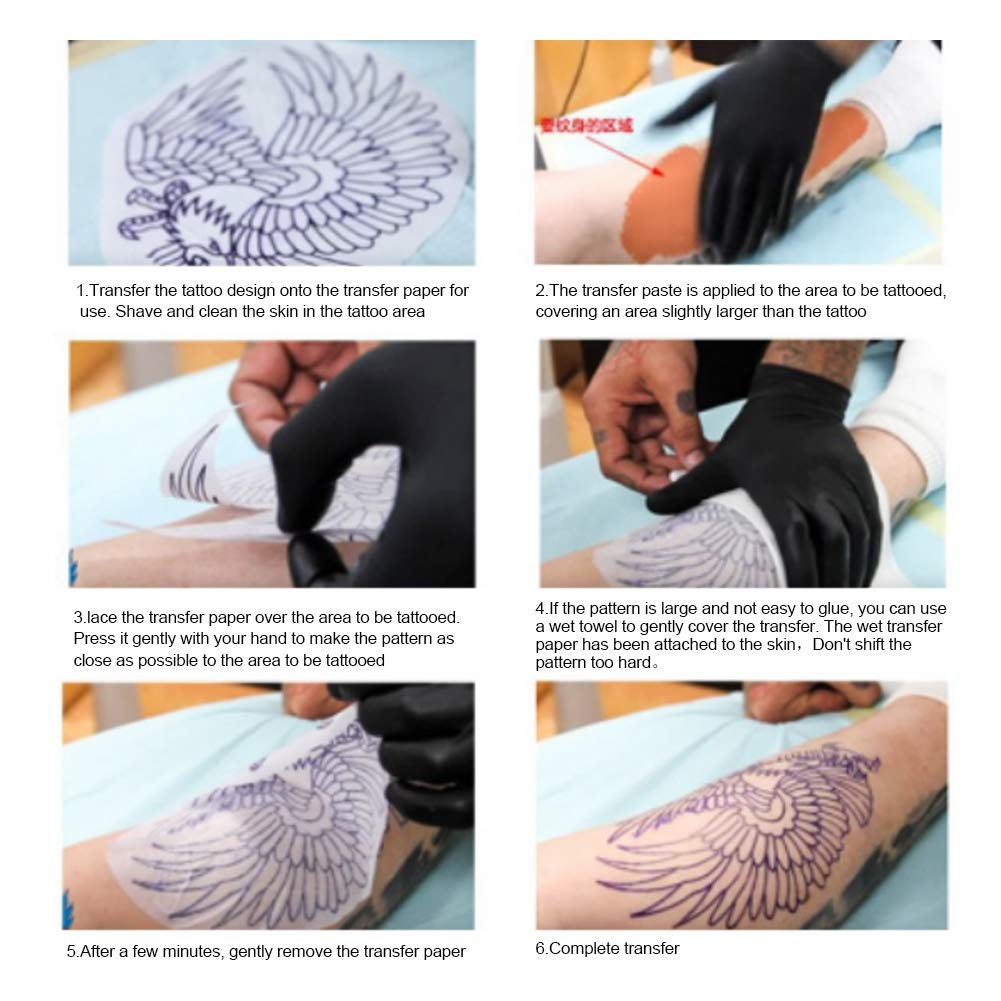 Tattoo Transfer Soap, 51g Semipermanente para cejas Labio Eyeline ...