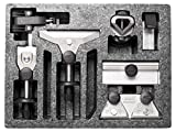 Knife Sharpener / Scissor Sharpener / Axe Sharpener Tormek HTK706 - The Hand Tool Sharpening Kit for Tormek Sharpening Systems. Sharpens Your Knives, Hatchets, Cutting Tools, and More
