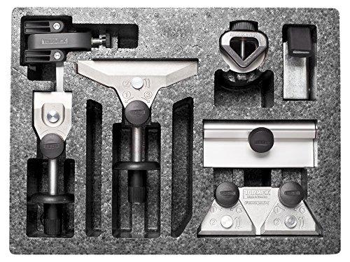 Knife Sharpener / Scissor Sharpener / Axe Sharpener Tormek HTK706 - The Hand Tool Sharpening Kit for...