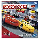 Cars 3 Monopoly Junior Board Game