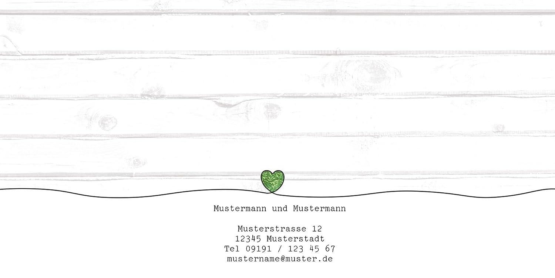 Kartenparadies Danksagung für Hochzeitsgeschenke Hochzeit Dankeskarte Mr&Mr, hochwertige Danksagungskarte Danksagungskarte Danksagungskarte Hochzeitsglückwünsche inklusive Umschläge   20 Karten - (Format  215x105 mm) Farbe  Rosa B07B6S3VN8 | Schöne Farbe  | Starke Hit 068716