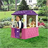 Game/Play Step2 Four Seasons Playhouse - Pink/Purple Kid/Child by Toys-n-Games