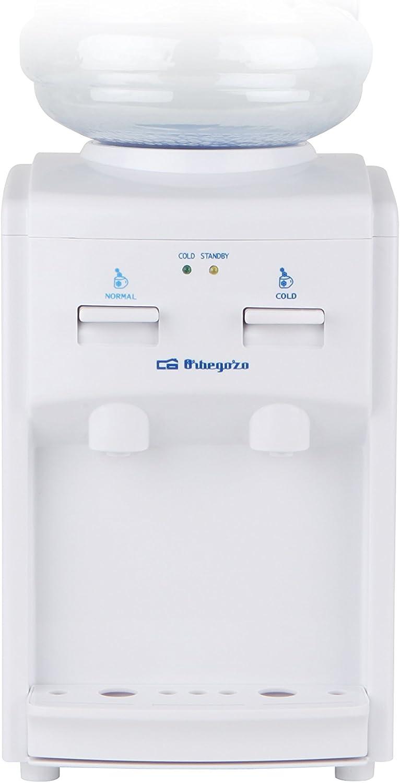 Orbegozo DA 5125 5125-Dispensador de Agua fría, 70 W, Blanco: Amazon.es: Hogar