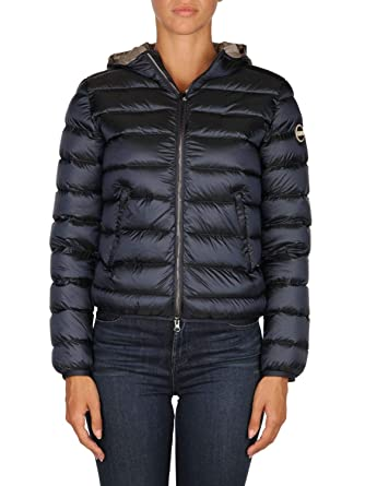 the latest 0dae4 0a6b2 COLMAR ORIGINALS Luxury Fashion Donna 2286N7QD68 Blu Piumino ...