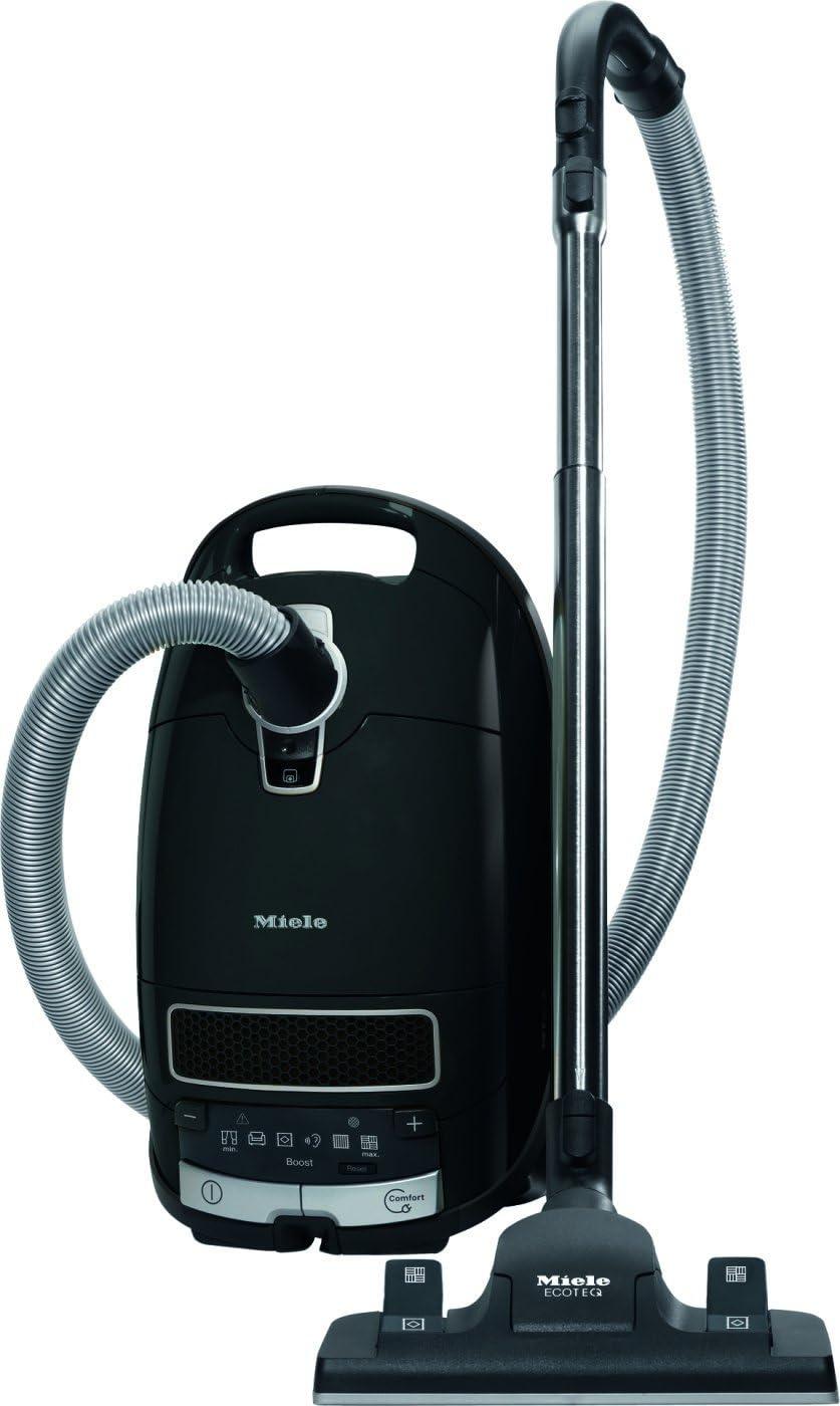 Miele Complete C3 Boost Ecoline – Aspiradora con bolsa negra, Negro: Amazon.es: Hogar