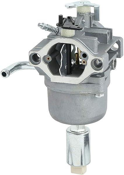 N//C ZAMDOE 796109 Kit de Mise au Point du carburateur de Remplacement pour Briggs /& Stratton 591731 594593 796587 591736 594601 593433 699916 794294 14.5hp 21hp Carb