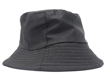 Kymitex Complementos de Moda Impermeabile Cappello Pioggia Opaco ... a2175af82e02