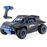 POBO RC Car High Speed Racing Vehicle 15.5MPH 2.4Ghz Remote Control Truck 1/18 Scale 4WD Off-Road Monster Fast Rock Climber
