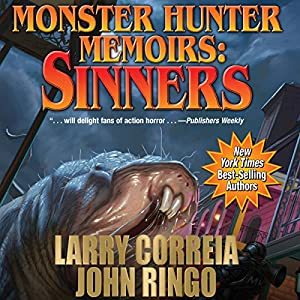 Monster Hunter Memoirs: Sinners Audiobook