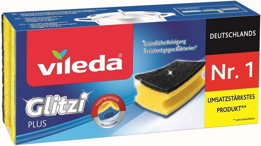 [amazon.de] Vileda Glitzi Plus Topfreiniger, 3er Pack um 0,91€ anstatt 1,40€