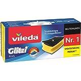 Vileda Glitzi Plus Washing Up Sponge/Thorough, Hygienic and Absorbent