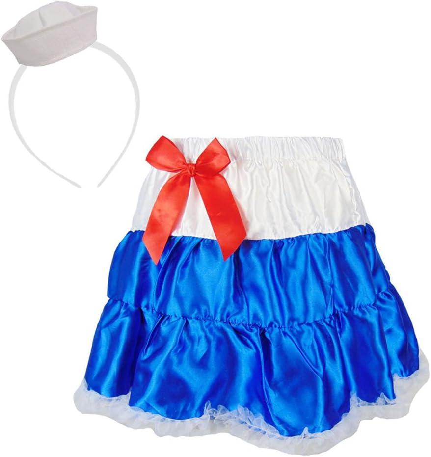 Fiesta Bob Disfraz de marinero Niños – Niña: Amazon.es: Juguetes y ...