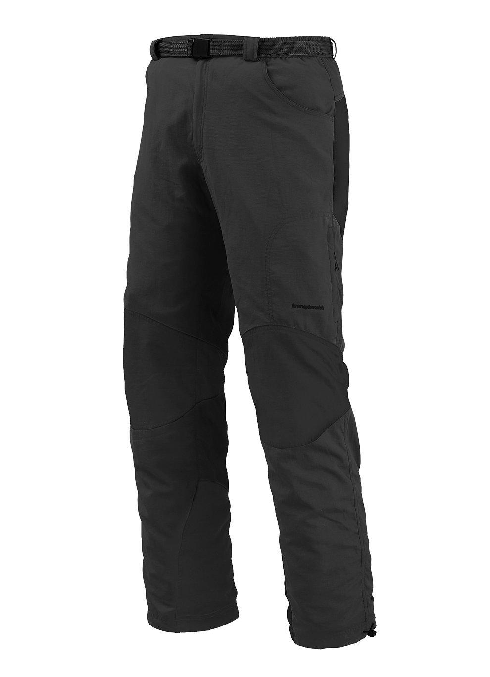 TRANGO PC008016 Pantalones, Hombre, marrón Oscuro, 2X