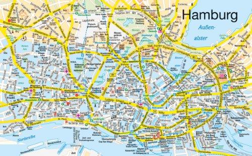 Photo Collection Stadtplan Von Hamburg Pictures