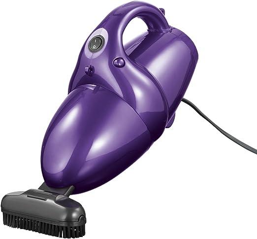 Cleanmaxx Aspiradora de mano (Multi, 0.8 L, 800 W, color morado ...