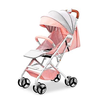 JIANXIN Un Cochecito De Bebé Portátil Puede Sentarse En El Regazo De Una Pequeña Bicicleta Plegable