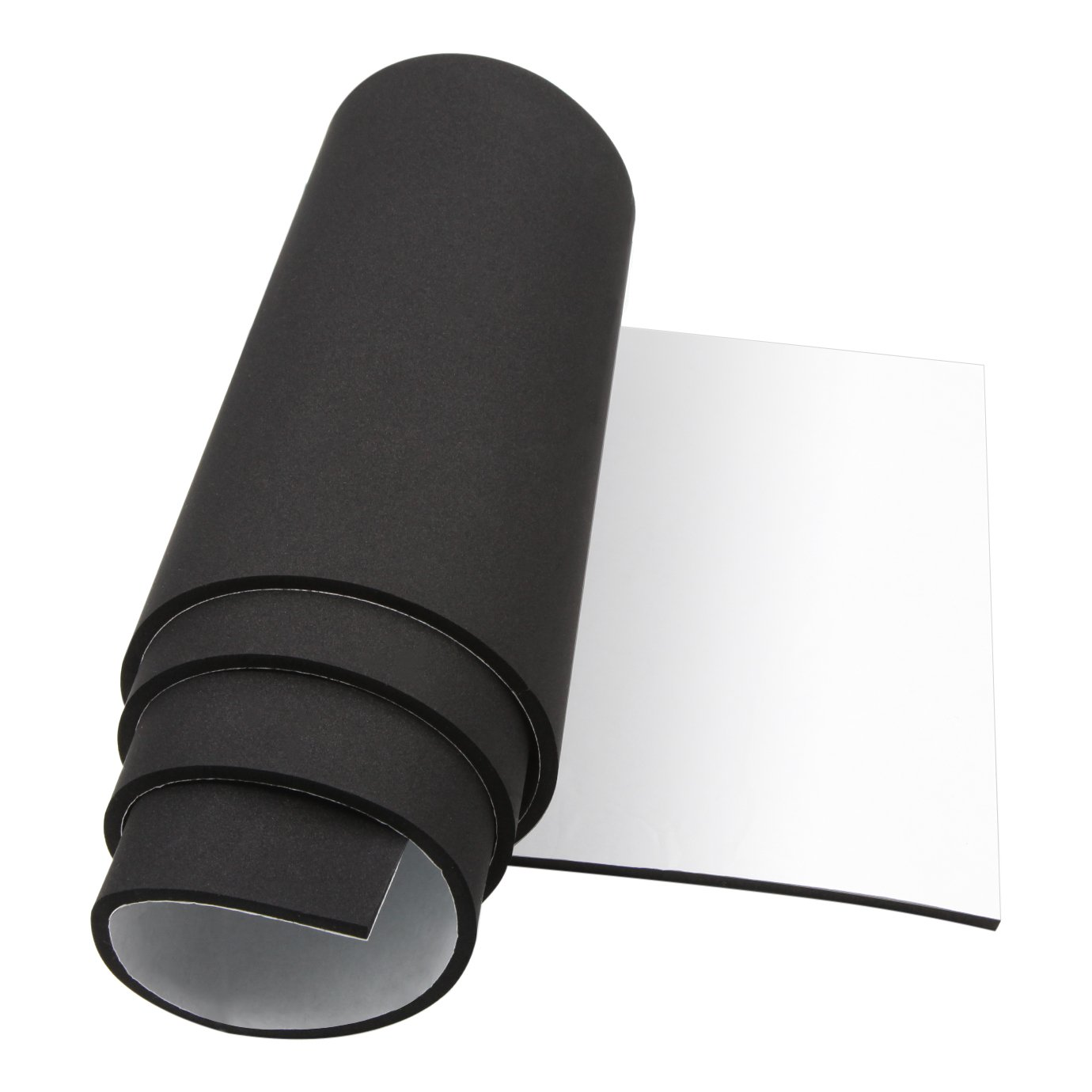 Foam Padding Roll >> Details About Neoprene Rubber Mat Foam Padding Roll Self Adhesive Weather Stripping Non Slip