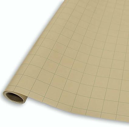Amazon Com Gaming Paper Roll 1 Square Beige Rpg Mat 30 X12