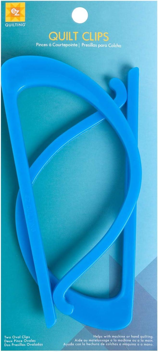 Wrights 882126 Plastic Quilt Clip 1-Pair