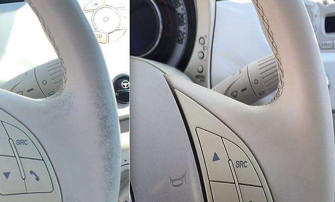 7 opinioni per Kit ritocco Usura Vernice Volante Bianco/Avorio in Pelle Eco-Pelle Similpelle-