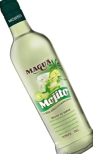 Maguá Mojito moreno dominicano - 6 botellas x 700 ml - Total ...