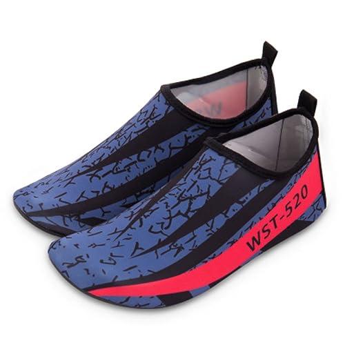 Nclon Unisex Zapatos De Agua Skin Shoes Aqua Calcetines Antideslizante,Secado Rápido Aqua Zapatillas Chanclas Niños Piscina Yoga: Amazon.es: Zapatos y ...
