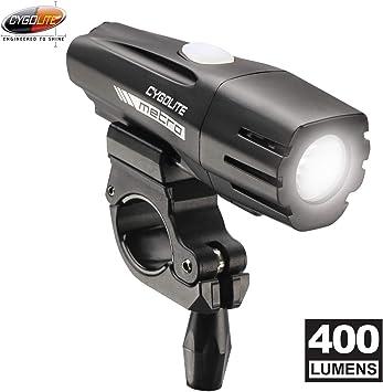 Cygolite Metro 400 Bicycle Headlight | Amazon