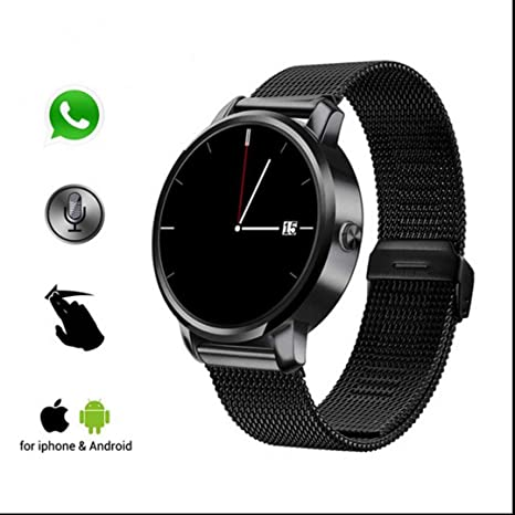 Reloj Intelligent Smart Watch Bluetooth Teléfono Pulsómetros ...