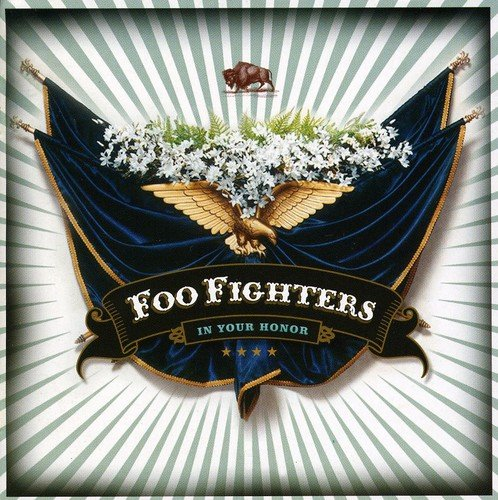 CD : Foo Fighters - In Your Honor (Italy - Import, 2 Disc)