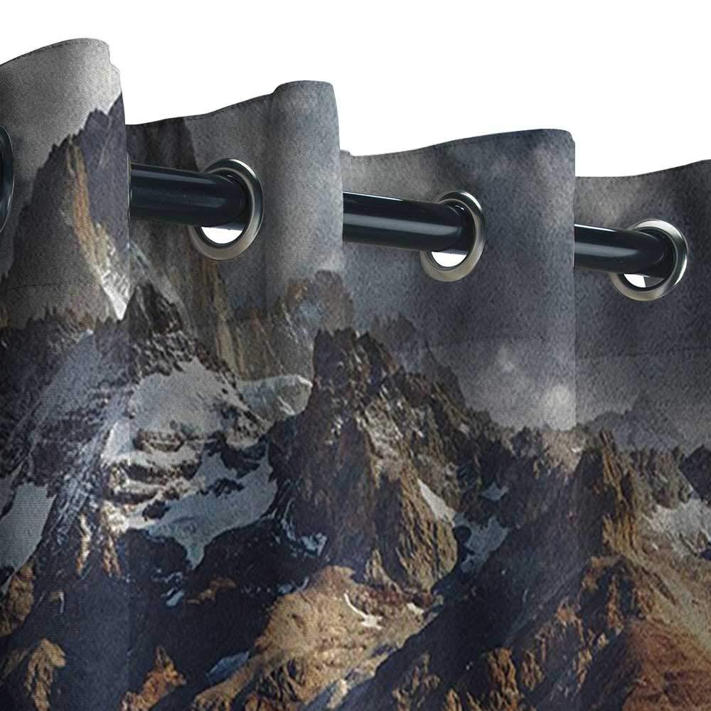 Amazon.com: Cortinas para ventanas al aire libre con diseño ...