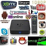 SUSAY MXP Amlogic S805 Quad Core Kodi Android TV Box
