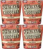 Primal Freeze-Dried Nuggets Pork Formula for Cats 56oz (4 x 14oz)