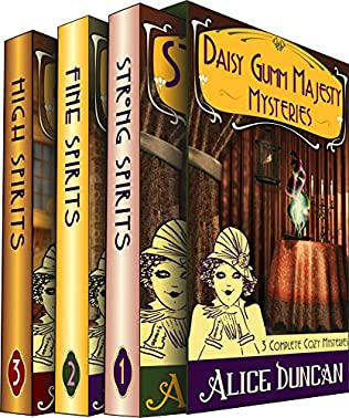 book cover of The Daisy Gumm Majesty Boxset