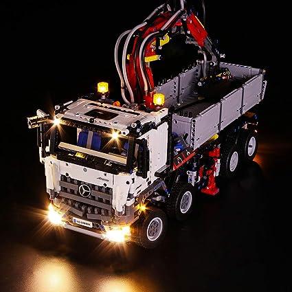 : Vonado Led Light Set for Lego 42043 Building