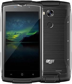 ZJI zoji Z7 Smartphone, Rugged, 2 GB de RAM, 16 GB ROM, IP68, 5 ...