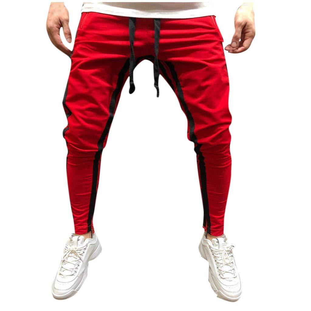 Daylin Fashion - Pantalones de chándal para Hombre (elásticos ...