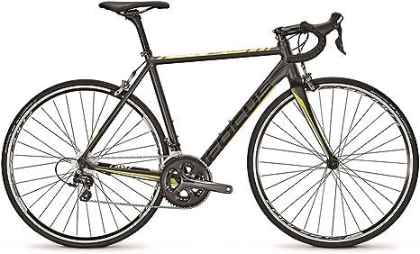 Focus Cayo al Tiagra Fitness Bike Bicicleta Nimbus Grey Matt/acid ...
