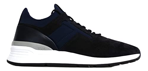 Tod s Sneakers Scarpe Uomo in Neoprene e Nabuk Sportiva XXM69A0W920IMC000Y  Blu (43 EU - 9 e72601120c1